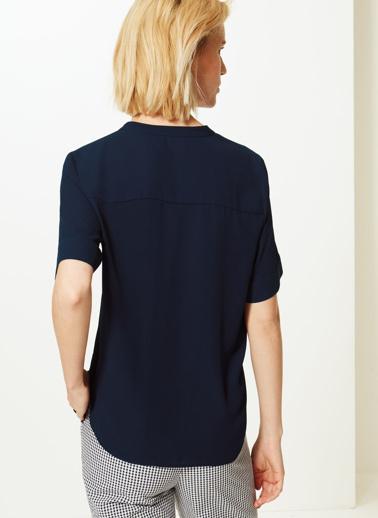 Marks & Spencer Gömlek Lacivert